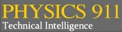 Physics 9/11 Technical Intelligence